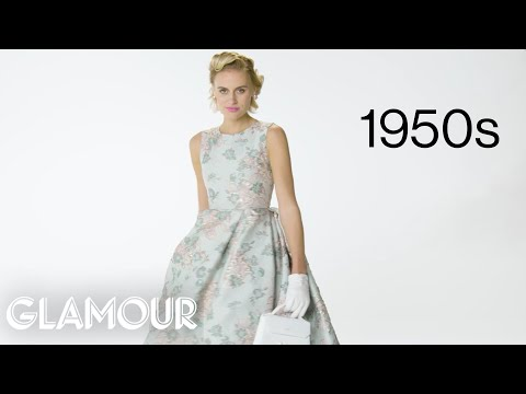 100 Years of Women's Fashion