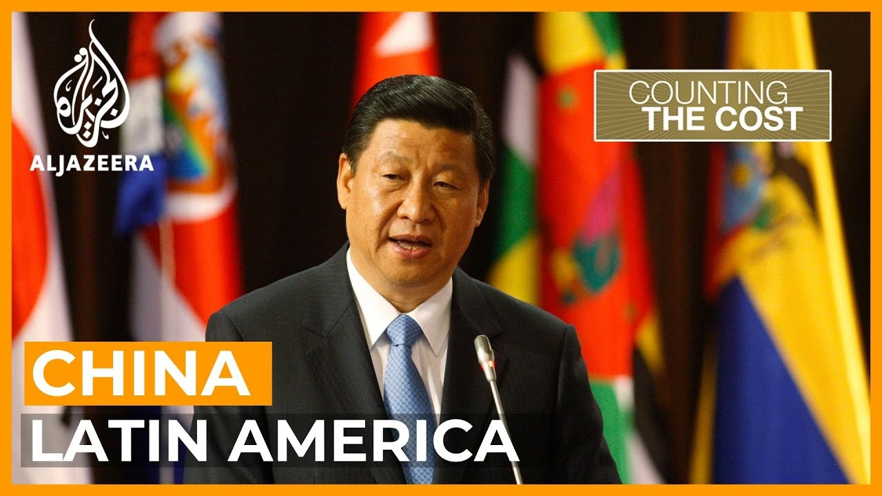Can the United States battle back impact in Latin America from China?|Counting the Cost thumbnail