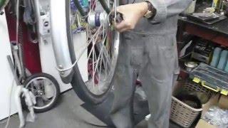 Tボーン電動自転車整備リフト