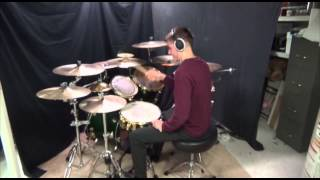 Jake Egan - Kid Ink - The Show Must Go On - Drum Cover