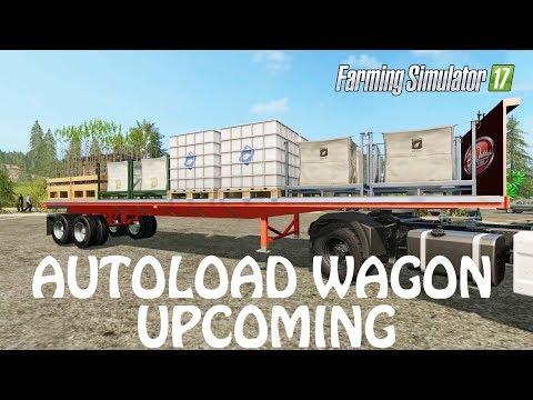 Farming Simulator 17 - Incredible Auto-Load Trailers \