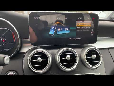 Mercedes Comand Mirrorlink