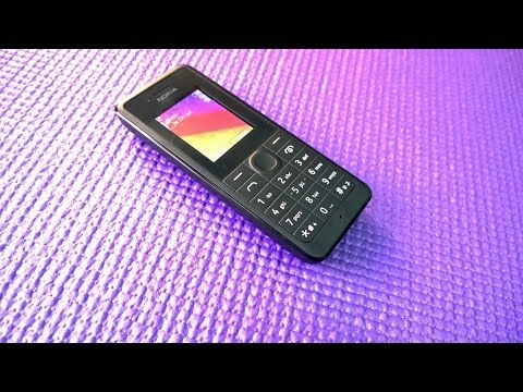 Nokia 107 Unboxing and First Impressions