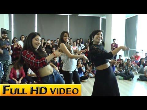 Shakti, Vrushika And Alisha Celebrates International Dance Day