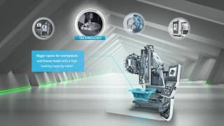 CMX V - basic vertical milling machines