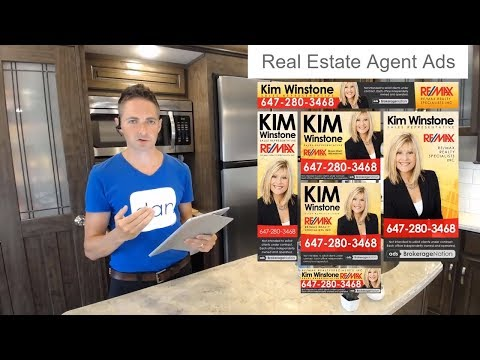 Real Estate Agent Banner Advertising (Google Ads)
