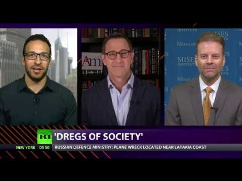 CrossTalk: Dregs of society