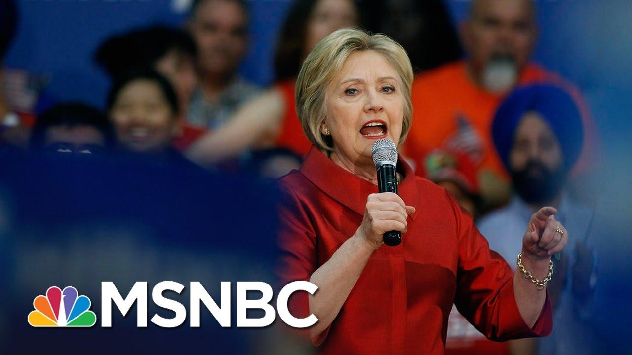 Hillary Clinton On Defensive Before Election Day | Morning Joe | MSNBC thumbnail