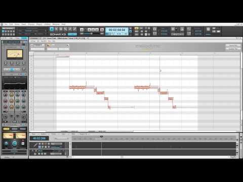 Question regarding Melodyne Essentials in Studio edition :: SONAR X3