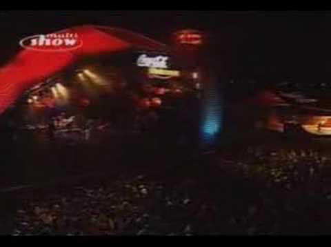 Three Days Grace - Burn (Live)