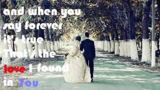 The Love I Found In You - JIM BRICKMAN (with lyrics)