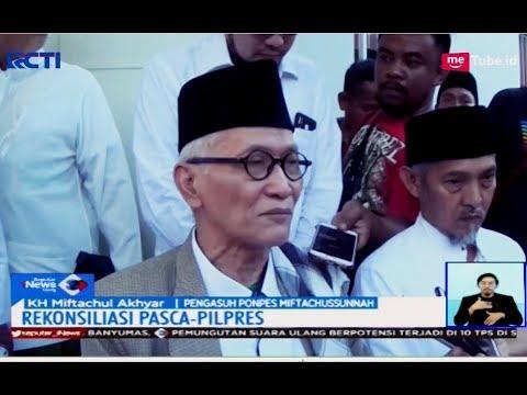 Kyai Sepuh di Surabaya Ajak Rekonsiliasi Pendukung Jokowi & Prabowo - SIS 20/04