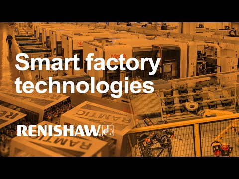 Smart factory technologies - Benefit from the factory of the future, today