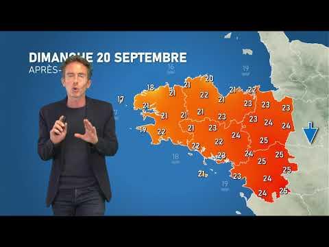 Illustration de l'actualité La météo de votre dimanche 20 septembre