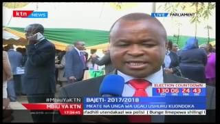Kiminini MP: Farmers are the disadvantaged lot from the 2017/2018 budget