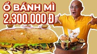 Food For Good #470: 100 USD có phải là ổ bánh mì đắt nhất thế giới chưa nhỉ ?
