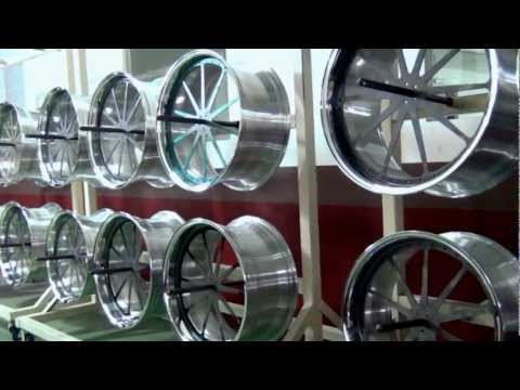 BC Forged Wheels – Manufacturing Process