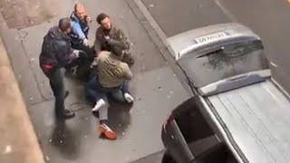 video: Trier: Four killed by car in pedestrian zone in German town, driver arrested