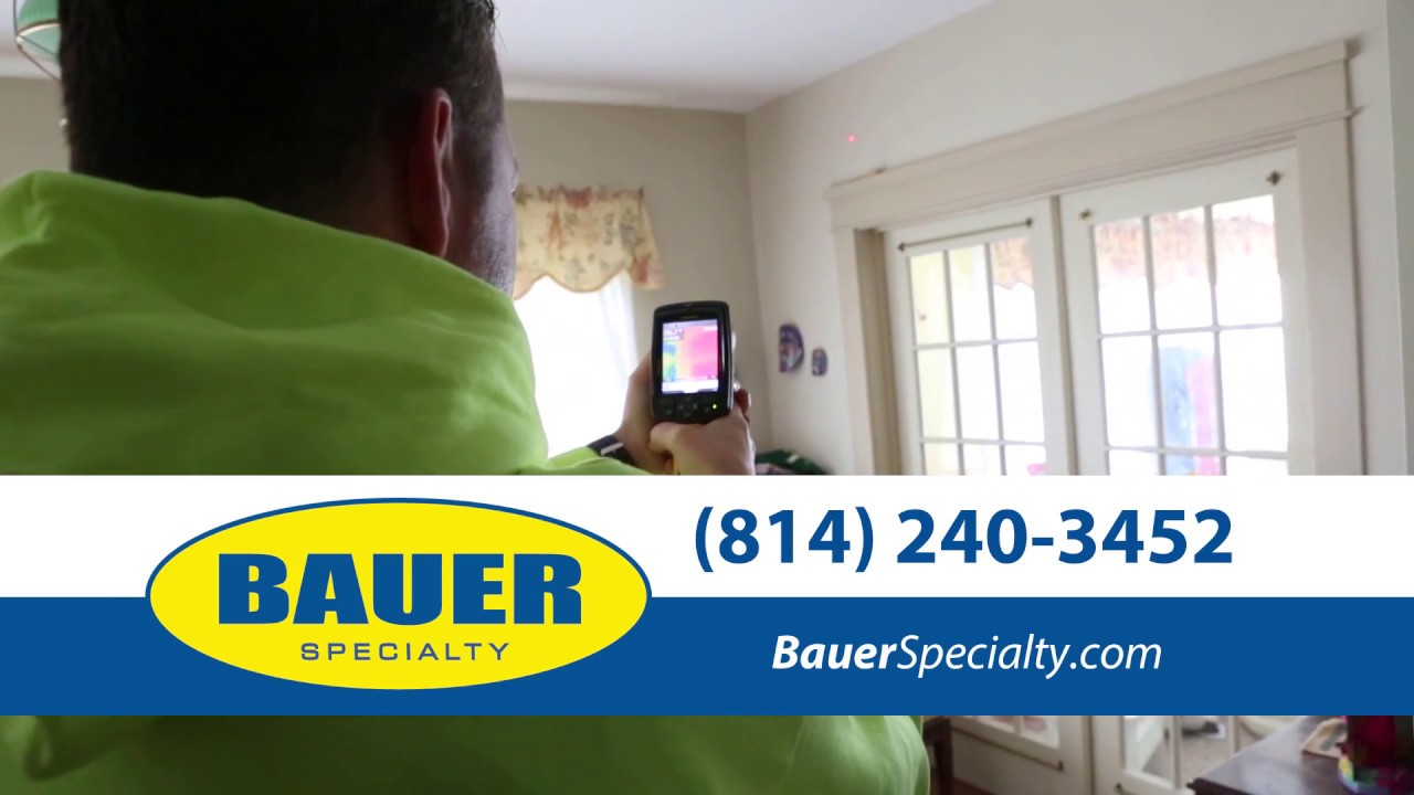 Bauer Specialty Insulation Can Help