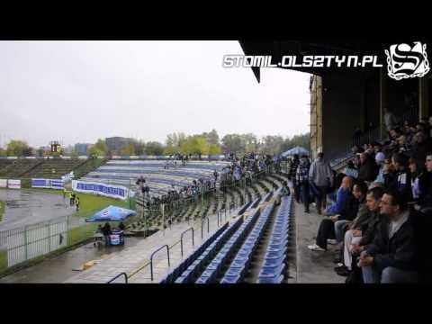 HSV na meczu Stomil Olsztyn - Sandecja Nowy Sącz