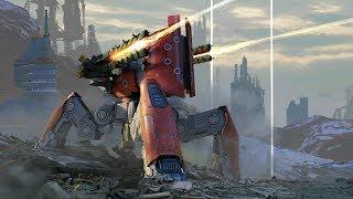 War Robots Вечерняя мега битва
