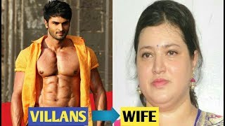 6 Unseen Wives Of New Generation Bollywood Villains in 2017   You Won't Believe