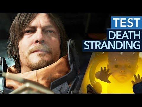 Death Stranding (PS4) im Test/Review (Keine Spoiler)