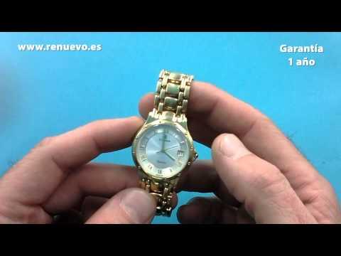Reloj CYMA de oro de 18 kilates de segunda mano E241591