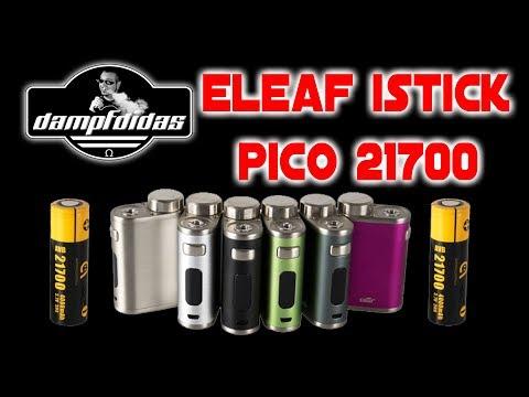 Eleaf Istick Pico 21700 🤔größer, neuer, besser??