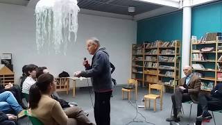 Cosenza Comics- Città dei Ragazzi con Daniele Barbieri, conosciuto come Dibbì