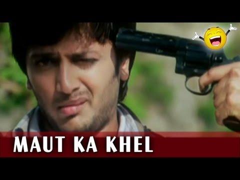 Maut ka khel - Dhamaal - Ritesh Deshmukh | Sanjay Dutt (видео)