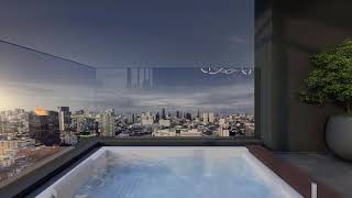 New Off-Plan Launch of a Architectural Masterpiece in one of Bangkoks Hottest Locations - Ekkamai - Two Bed Duplex Units