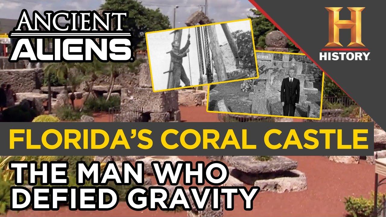 Explore the Coral Castle