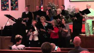 The Walls Came Tumbling Down - Sanctuary Singers - May 19, 2013