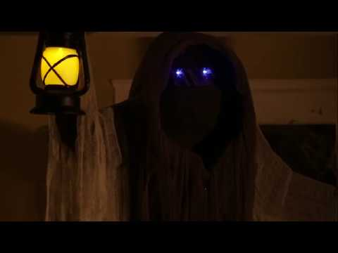Looming Phantom Halloween Prop