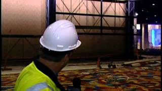 preview picture of video 'First look inside Hollywood Casino Toledo'