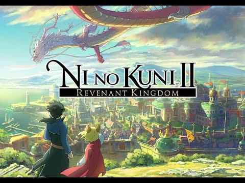 Ni No Kuni 2 Возрождение Короля. Прохождение на русском (На встречу с Королевой Нереидой) Часть 30