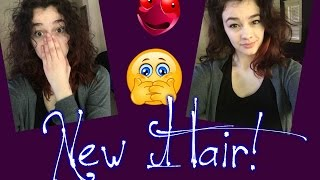 My New Hair | CrazyDragon