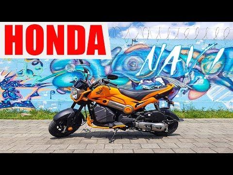Honda Navi 🍃 Test Ride - La Hormiguita
