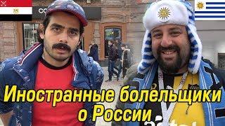 Болельщики о России: Никто Не Говорит по-Английски, но Весело!