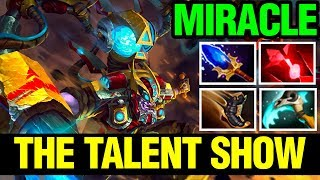 THIS IS NOT A GAMEPLAY, ITS A TALENT SHOW - MIRACLE- TINKER - Dota 2