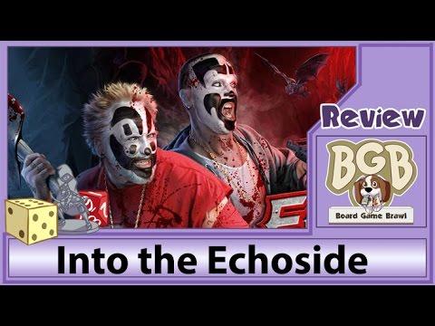 Board Game Brawl Reviews - Into The Echoside