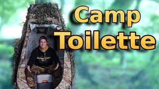 KLO & DUSCHZELT in einem! | Neuaufbau einer Mobilen Toilette | Survival Piet