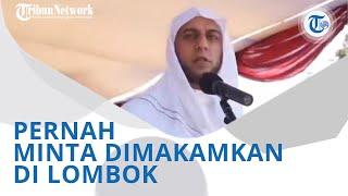 Wiki Trends - Akui Berjuang di Indonesia, Syekh Ali Jaber Pernah Minta Dimakamkan di Lombok