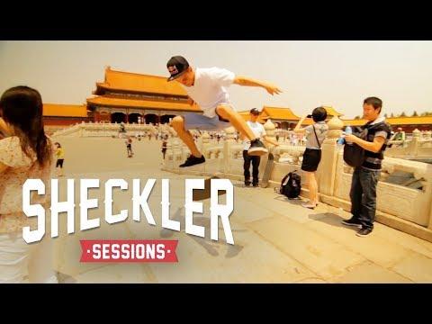 Sheckler Sessions - Plan B China Trip Part 1 - Episode 12