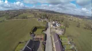 TBS Discovery fpv quadcopter-Reservoir flight - DroneX