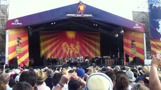 Tom Petty & The Heartbreakers - Here Comes My Girl - New Orleans JazzFest 2012!!