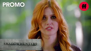 Shadowhunters | Season 1, Episode 10 Promo: This World Inverted | Freeform