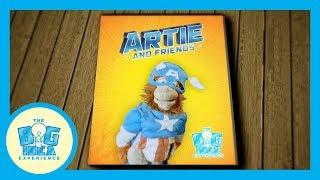 Adventures with Artie: Service