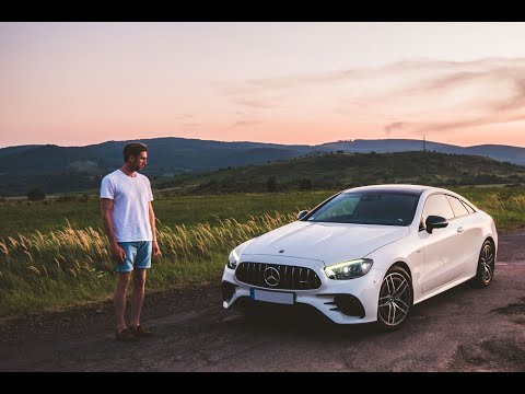 Mercedes-Benz E53 AMG Coupe 2021 [ Playing with Emotions ]
